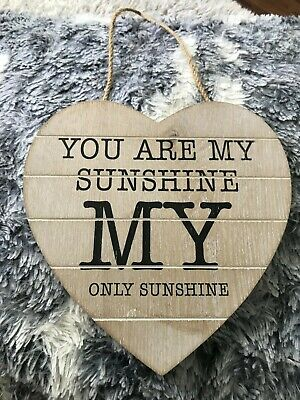 £1 • Buy You Are My Sunshine Wall Hanging Ornament