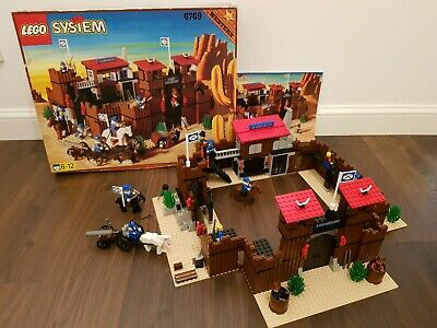 £160 • Buy LEGO Western Fort Legoredo (6769) Excellent Condition, Boxed, 99% Complete