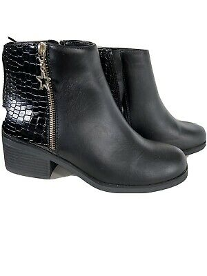 £9.99 • Buy Black Ankle Boots Size 5. NEW!