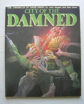£5.75 • Buy Chronicles Of Judge Dredd  - City Of The Damned - 2000ad - Graphic Novel (fn+)