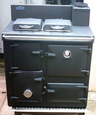 £1620 • Buy AGA Rayburn Cooking Range Solid Fuel / Wood Burning In Excellent Condition