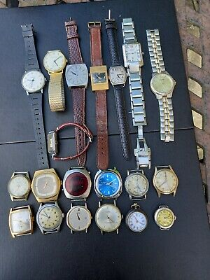 $ CDN14.58 • Buy JOB LOT OF MOSTLEY MECHANICAL WATCHES FOR SPARES OR REPAIR INc ROTARY ROAMER ETc