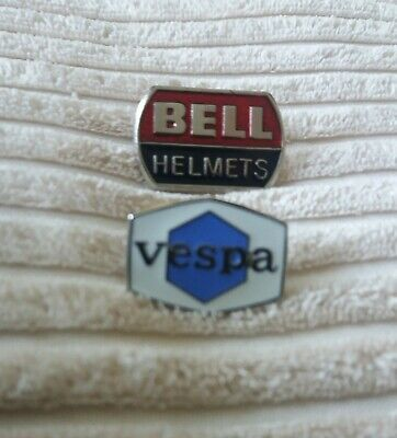 £10 • Buy Two Collectable  Motorcycle Pin Badges