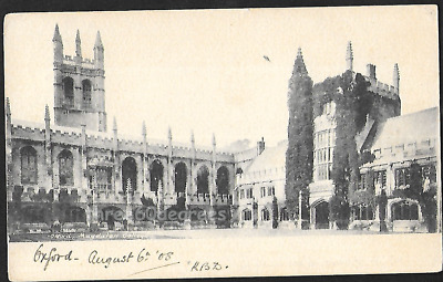 £2.75 • Buy Early Postcard: Oxford, Magdalen College. Posted 1908
