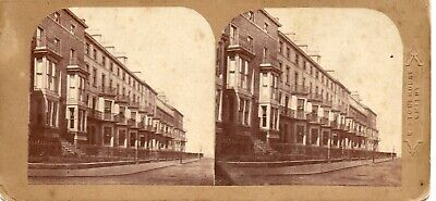 £3.99 • Buy Victorian Stereoview C1880 WHITBY Esplanade Looking North, West Cliff