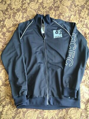 £7.50 • Buy Coventry City FC Zip Up Jacket - 2XL - NWT