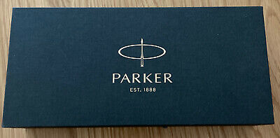£39.99 • Buy Parker Sonnet Rollerball Red Lacquer With Gold Trim Pen, Premium Gift Box