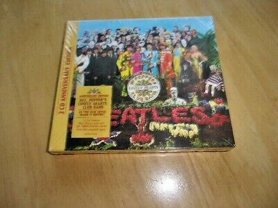 £16.99 • Buy The Beatles  - Sgt Pepper  ;  50th Anniversary 2-CD Deluxe ; New & Sealed