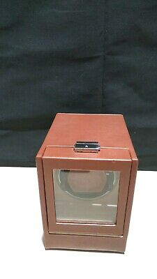 $ CDN205.77 • Buy Aevitas 1 Watch Winder In Leather For Larger Size Wrists