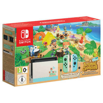 $ CDN771.95 • Buy 🔥Nintendo Switch Animal Crossing: New Horizons Limited Edition Console   Sealed