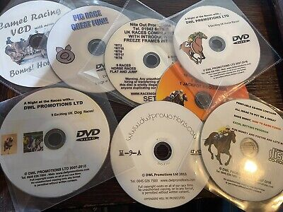 £0.99 • Buy Race Night DVDs. For Hosting A Race Night. 8 Horses In Each Race