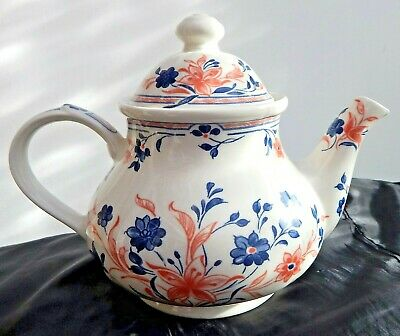 £25 • Buy NEW CHURCHILL CHINA IMARI TEAPOT Catering  Collectables  Staffordshire Pottery