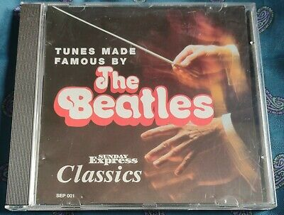 £3.50 • Buy Tunes Made Famous By The Beatles CD Sunday Express Classics Warsaw Philharmonic