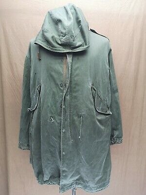 $10 • Buy Parka Shell M-1951 Dated 24 May 1951