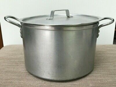 £7.99 • Buy Round 13.5 Litre Catering/cooking Pot With Lid