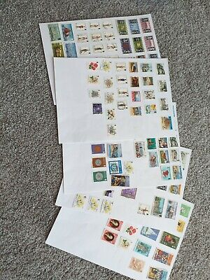 £1.25 • Buy 125 Stamps From GUERNSEY On Album Pages