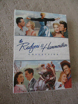 £10.62 • Buy The Rodgers And Hammerstein Collection 6 DVD  Box Set Sound Of Music 12 DISCS