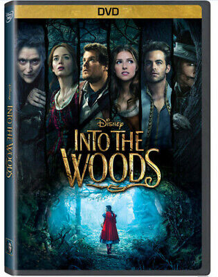 £3.68 • Buy Into The Woods (DVD, 2014)
