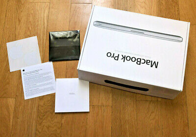 $22.75 • Buy EMPTY BOX ONLY Apple MacBook Pro 13.3  A1278 With Manual & Decal Included 2011