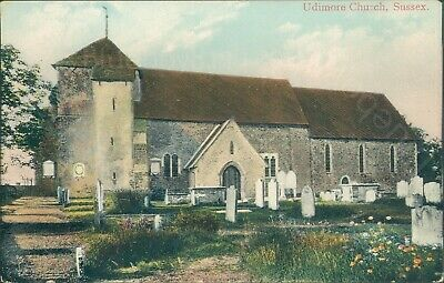 £13.64 • Buy Udimore Church A H Homewood Of Burgess Hill Local Publisher