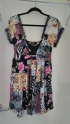 £1.65 • Buy New - Made By Pussycat  London - Quality Stunning Dress - Size UK 10
