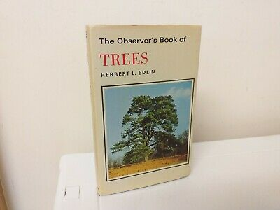 £4.95 • Buy Vintage..collectable..the Observers Book Of Trees...1975...book..warne