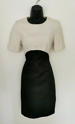 AU64.57 • Buy Suzannah Ivory, Black Special Occasion Dress. Uk 10