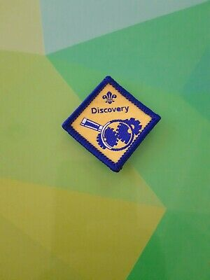 £0.10 • Buy Beaver Scouts UK Badge. Discovery Challenge Badge