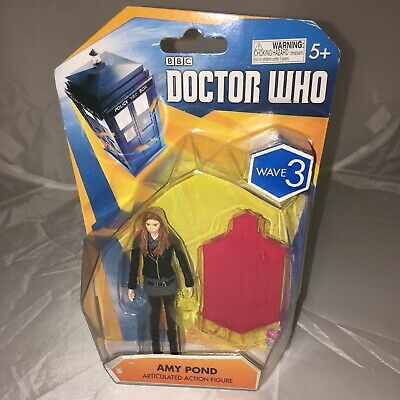 £9.58 • Buy AMY POND BBC Doctor Who Wave 3 Articulated Action Figure New In Box