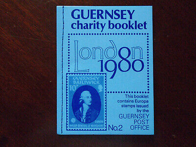 £2.45 • Buy Guernsey 1980 Charity Booklet 2