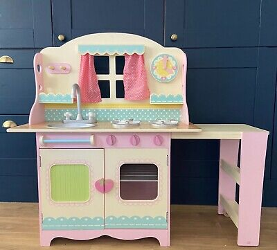 £20 • Buy  Early Learning Centre Children's Wooden Cottage Play Kitchen