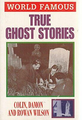 £3.28 • Buy True Ghost Stories (World Famous), Colin Wilson, Used; Good Book