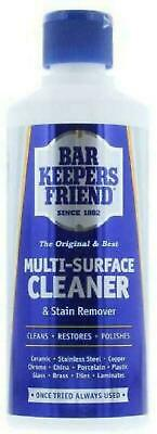 £5.34 • Buy Home Care Bar Keepers Friend Multi Surface Household Cleaner & Stain Remover Pow