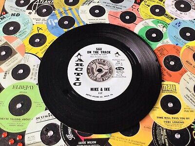 £16.99 • Buy Mike & Ike * Sax On The Track * Wigan Casino Classic Northern Soul ❤️