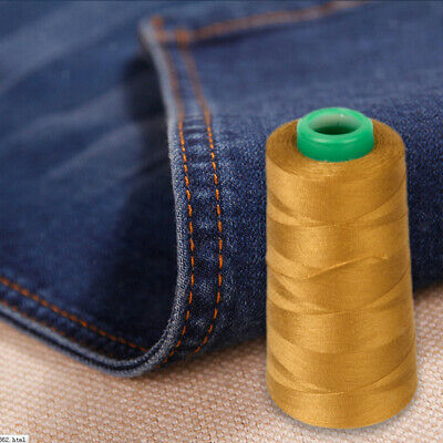 £3.89 • Buy 1 Spool Strong Thread 20S/2 For Upholstery Canvas Blanket Pants Cushion
