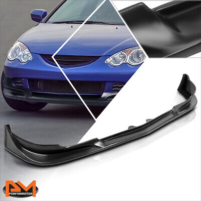 £49.50 • Buy For 02-04 Acura RSX C-West Style Front Bumper Lower Lip Spoiler Wing Body Kit