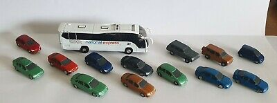 £11.99 • Buy OXFORD DIECAST N GAUGE PLAXTON ELITE NATIONAL EXPRESS COACH And Other Vehicles
