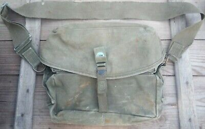 $59.98 • Buy Authentic Vietnam 1st Pat M3 Tri Fold Medic First Aid Kit Bag Pouch Corpsman