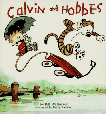 £10.51 • Buy Watterson, Bill-Calvin And Hobbes BOOK NEW
