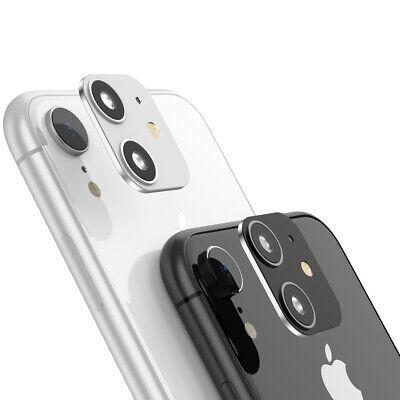 £2.99 • Buy Fake Camera Lens Sticker Cover Screen Protector For IPhone XR  Change IPhone 11