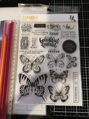 £20 • Buy Simon Says Stamp Beautiful Butterfly Stamps