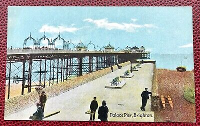 £4.20 • Buy Early Palace Pier Brighton Sussex Post Card