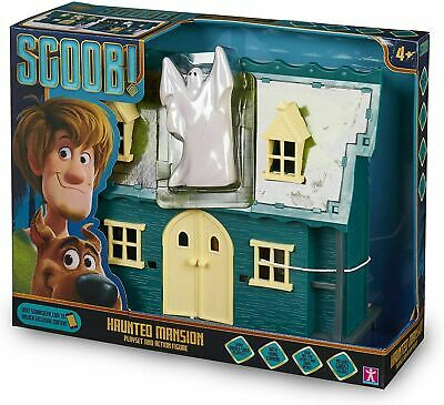 £33.99 • Buy Scooby Doo SCOOB Haunted Mansion Toy Playset & Ghost Action Figure Set
