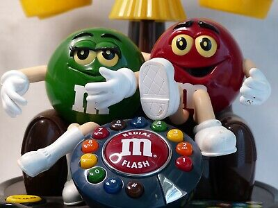 $30 • Buy M&M Animated Collectible Telephone