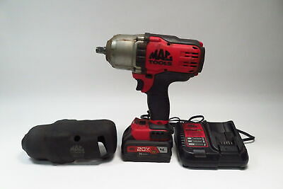 $299.99 • Buy Mac Tools BWP152 1/2  Drive Brushless Impact Wrench