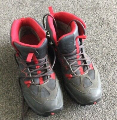 £25 • Buy Men's The North Face Light GTX Lace Up Walking Boots Size 9 In Good Condition