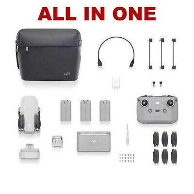 AU859 • Buy DJI Mini 2 Drone Fly More Combo-HOT SALE-ONLY 1-FREE POSTAGE-BRAND NEW-BEST
