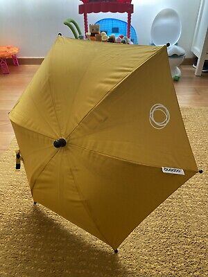 £25 • Buy Bugaboo Parasol With 1 Attachment Yellow