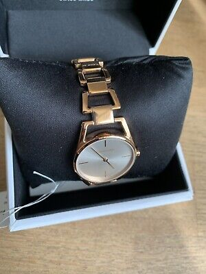 £55 • Buy Women's Bracelet Watch Calvin Klein New Boxed With Tags Designer