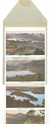 £2.65 • Buy Letter Card Of The Twelve Chief Lakes. Keswick And Derwentwater, Waterhead &